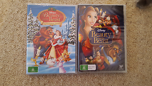 Beauty and the Beast DVDs - NEW Ballina Ballina Area Preview