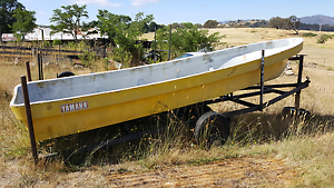 Project boat Burra Queanbeyan Area Preview