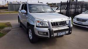2007 Toyota Landcruiser GXL Wagon AUTO TURBO DIESEL Williamstown North Hobsons Bay Area Preview