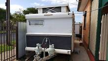 Pop-Top Windsor Caravan Ready For Free Camping Clearview Port Adelaide Area Preview