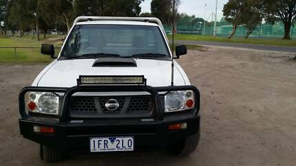 2008 Nissan Navara Ute Lynbrook Casey Area Preview