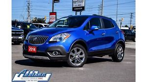 2014 Buick Encore Leather AWD - Leather Seats