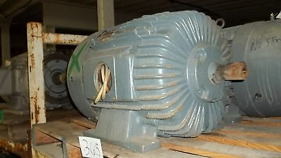 50 HP Delco Electric Motor, 3600 RPM, 364US 365US Frame, TEFC, 460 V, New