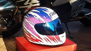 Shoei RF700 Motorcycle Helmet Molendinar Gold Coast City Preview