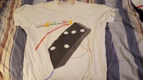 Genesis Invisible Touch tour shirt -- extremely rare