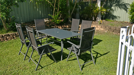 7 Piece Outdoor Setting
