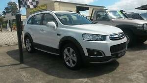 2014 Holden Captiva Wagon Warragul Baw Baw Area Preview