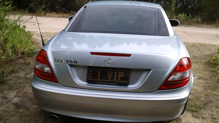 Merc SLK 350 Lithgow Lithgow Area Preview