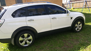 Holden captiva 08 anniversary model scrapping parts Bulli Wollongong Area Preview