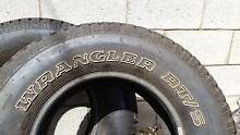 Pair of near new Goodyear Wranger tyres 225/70R 16 Lobethal Adelaide Hills Preview