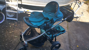 Swallow double pram Berowra Heights Hornsby Area Preview