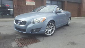 2011 Volvo C70 T5 POWER HARDTOP CONVERTIBLE LEATHER !!!