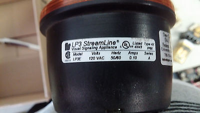 Federal Signal Lp3e Lightly Used If Any At All See Pics 120v Strobe A41