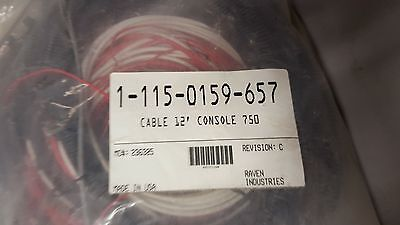 New Raven Scs 750 12 Console Control Cable 115-0159-657