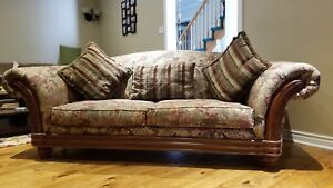 Two and three seater couch set