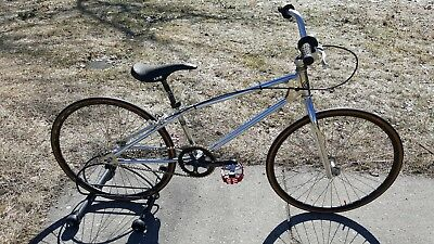 31275c46b6 OLD SCHOOL BMX EARLY 80s SE RACING QUADANGLE JUNIOR CRUISER CHROME VINTAGE  RARE