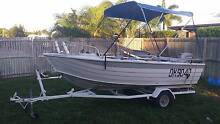 STESSL 4.0 runabout with Mariner 25hp plus extras Bowen Whitsundays Area Preview