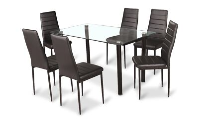 Brand New Dinning Table & Chairs, Coffee Table On SALE - 15% OFF*
