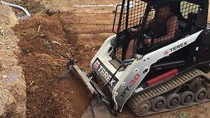 Dry hire Posi track Skid steer Excavator DIY Beerwah Caloundra Area Preview