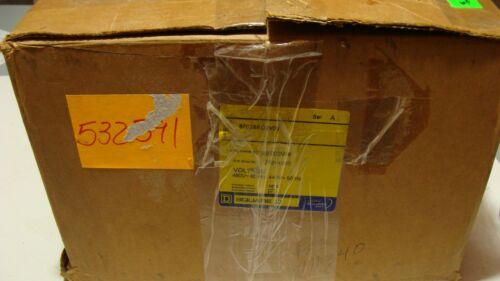 SQUARE D 8702SEO2V06 Size 3 Reversing Contactor - New in Box  480v