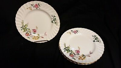 Minton China - Dainty Sprays - S511 - Set of 4 Salad Plates