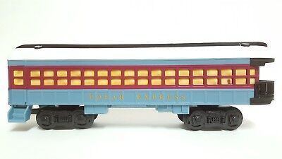 Lionel POLAR EXPRESS G Gauge Observation Car DISAPPEARING HOBO Train 7-11022 for sale  Shipping to Canada