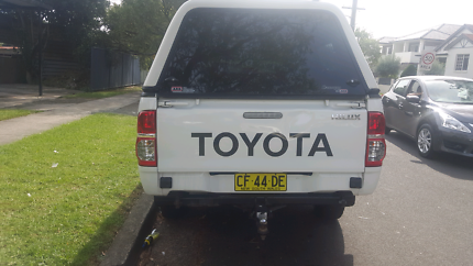 Hilux 2011 4wd upgrade