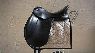 Kieffer Lusitano Easy Fit Dressage Saddle - Size II - 18""