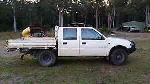 1997 Holden Rodeo 4x4 Dual Cab Ute 2.6ltr Petrol Wyee Lake Macquarie Area Preview
