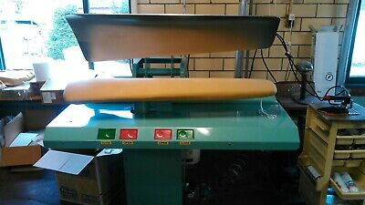 Hot Head Press American Laundry Machinery Model 554 Excellent Condition.