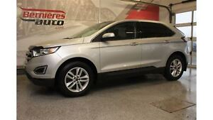 2015 Ford Edge SEL Toit Pano+GPS AWD 2L Ecoboost