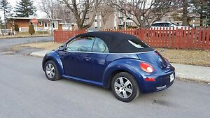2006 volkswagon beetle convertible