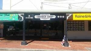 CASUAL PART TIME BARBER REQUIRED AWARD WAGE PAID