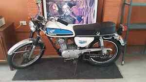 Original 1972 Honda CB100 Rochedale South Brisbane South East Preview