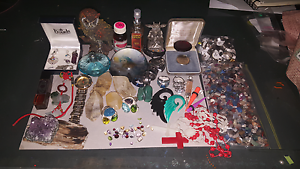 LARGE LOT JEWELLERY & GEMSTONES OTHER ITEMS Mount Austin Wagga Wagga City Preview