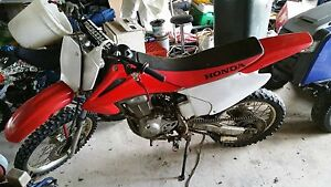 Honda 150 crf dirt bike up for swaps Lawnton Pine Rivers Area Preview