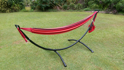 Oztrail hammock and stand