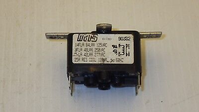 MARS 90362 FAN RELAY HVAC Control Relay 25amp Coil