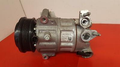 2007 FORD FIESTA Petrol Air Con Pump 8V5119D629FA 6S6H19D629AB