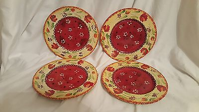 Collection 8 Piece Dinner Plates - 4 piece set 8