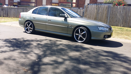 Vy berlina holden by design 5.7 or swap