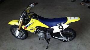 Suzuki DR-Z70 kids bike - like new Lochinvar Maitland Area Preview