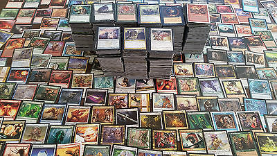 100 DIFFERENT RARE MTG cards! No Duplicates!!! - Magic the Gathering MTG FTG