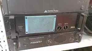 Vintage rack mount amplifier from the 80's  yamaha p2150 Shailer Park Logan Area Preview