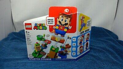 LEGO Super Mario Adventures with Mario Starter Course - Age: 6+ - (71360) - NEW