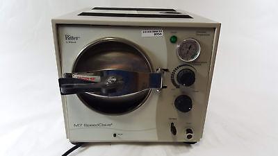Midmark Ritter M7-011 Speedclave Autoclave Steam Sterilizer