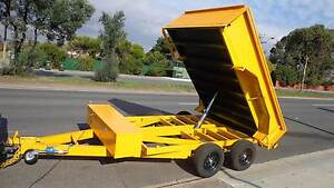 HYDROLIC TIPPER TRAILER 10X6 HEAVY DUTY $7790 Adelaide CBD Adelaide City Preview