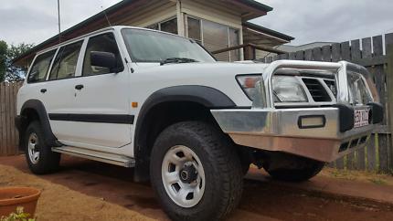 1999 Nissan Patrol 4.2L turbo diesel GU DX