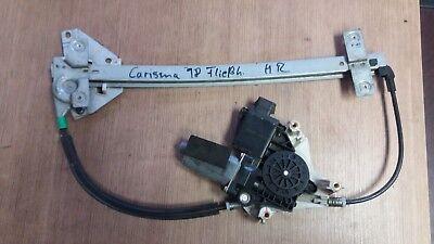 Fensterheber Reparatursatz MITSUBISHI CARISMA DA Tür 4//5 vorne rechts Bj 95-06