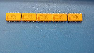50 Pcs Somc1601103g Vishay Resistor Networks Arrays 16pin 10kohms 2 Bussed